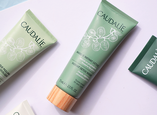 Exclusive: The Caudalie Mask...