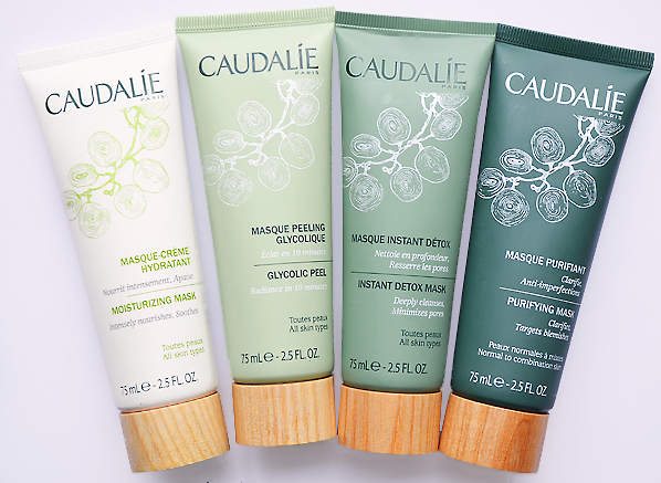 Caudalie Mask Line-Up