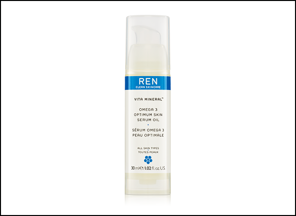 REN Vita Mineral Omega 3 Optimum Skin Serum Oil