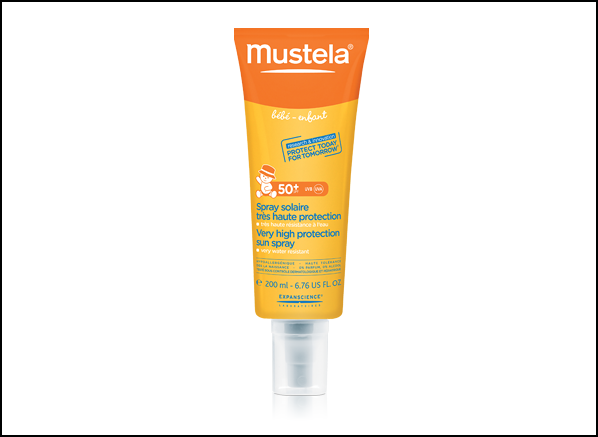 post banner - Very High Protection Sun Spray SPF50+