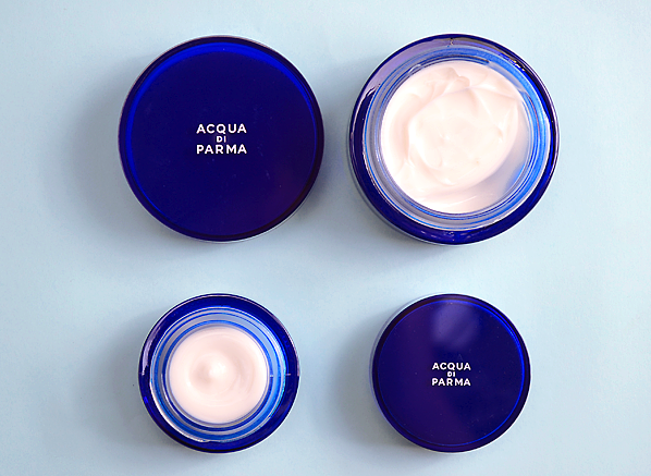 Acqua di Parma Face Cream and Eye Cream