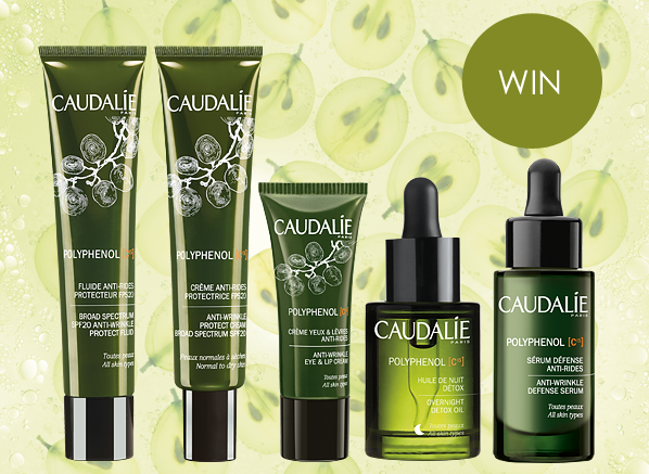 Caudalie Competition Banner