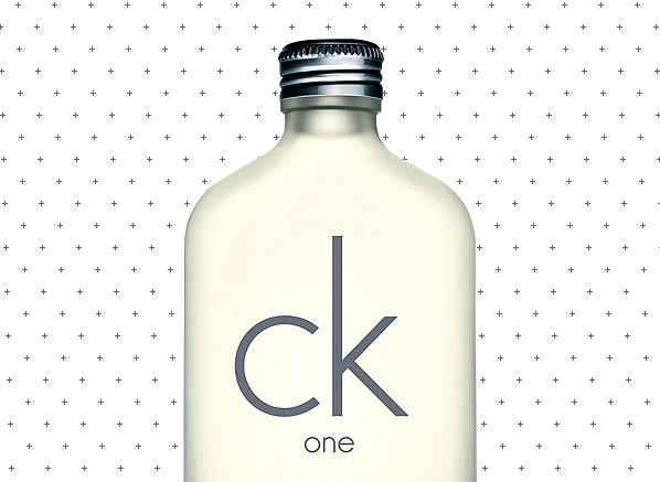 Calvin Klein CK One - U is for Unisex