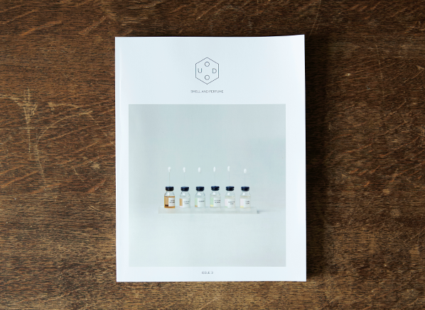 Exploring scent with ODOU Magazine