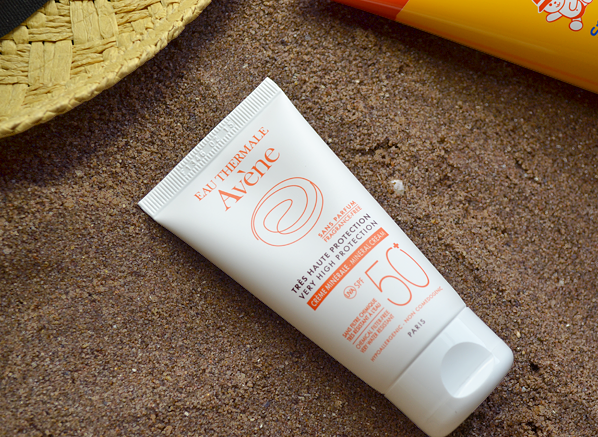Avene Very High Protection Mineral Cream SPF50