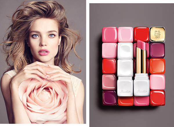 Guerlain Bloom of Rose Make-Up Look