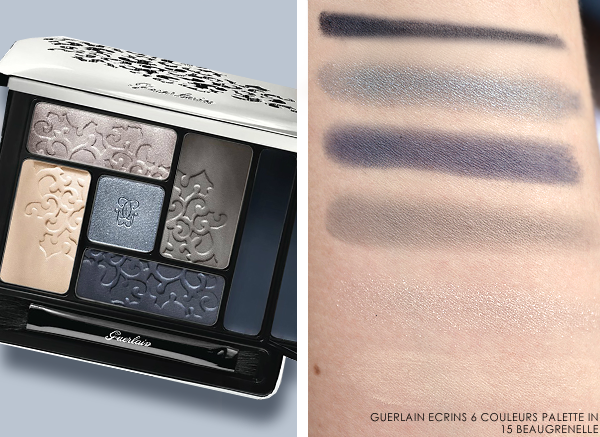 Guerlain Ecrins 6 Couleurs Palette in 15 Beaugrenelle