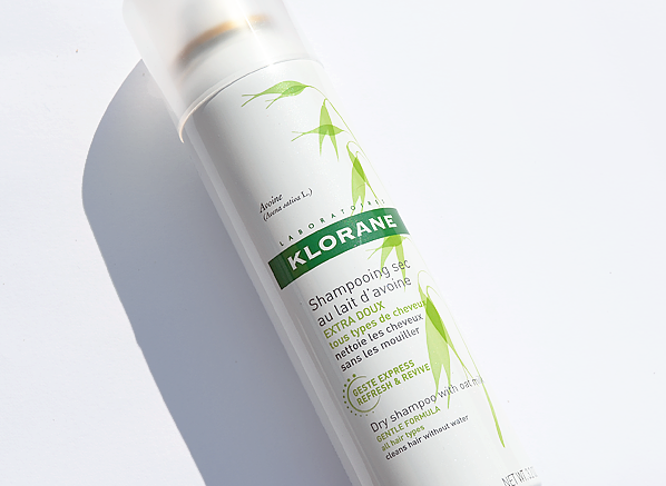 Klorane Dry Shampoo With Oat Milk 2