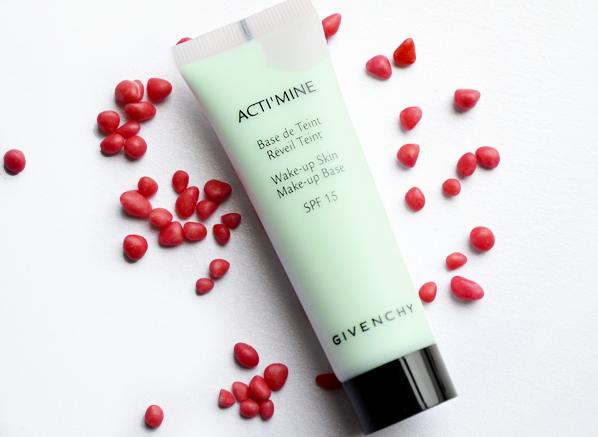 Givenchy Actimine Makeup Base Green
