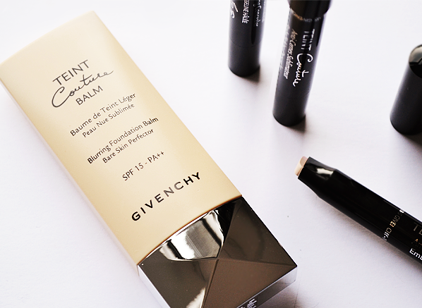 Givenchy Teint Couture Balm and Concealers