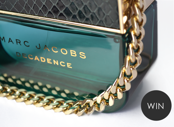 Marc Jacobs Decadence Competition