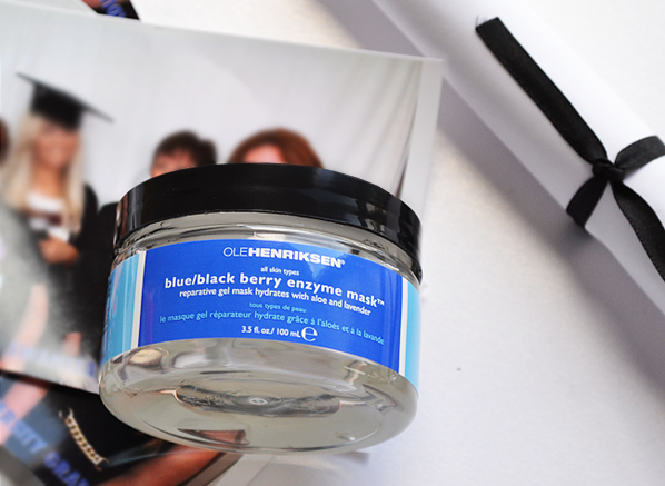 Ole Henriksen Blue Black Berry Enzyme Mask
