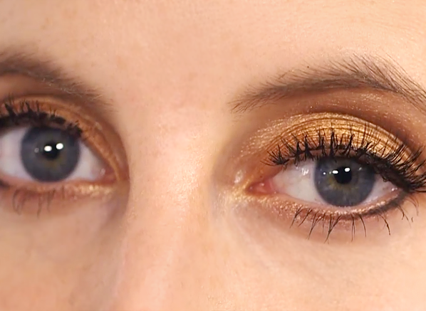Rosie Fortescue - 70s Makeup - Eyes