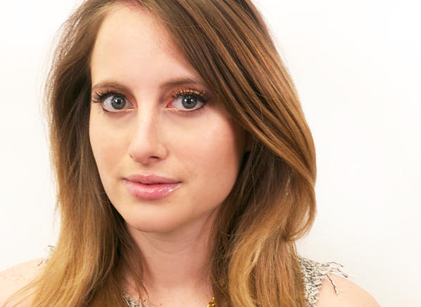 Rosie Fortescue - 70s Makeup - Look