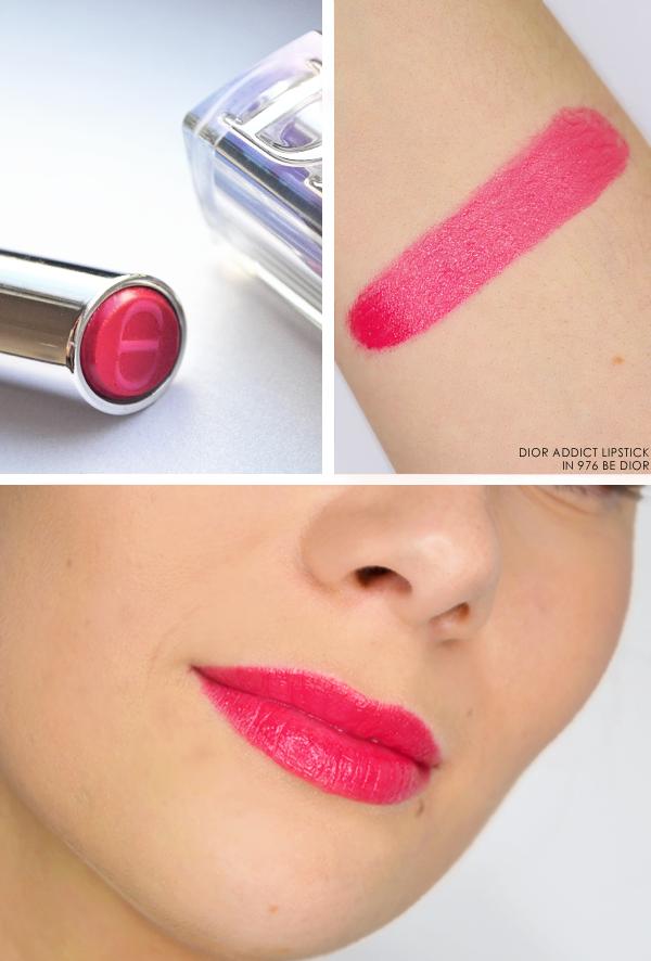 Dior Addict Lipstick in 976 Be Dior