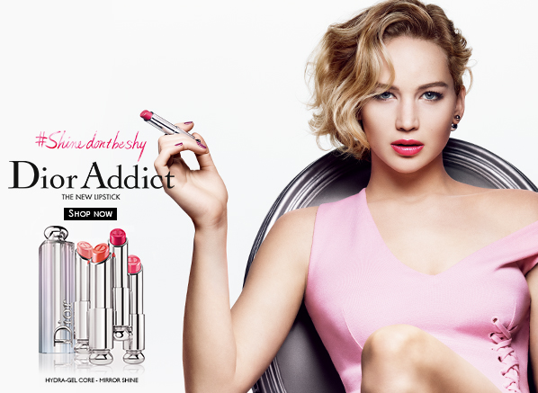 timeless design 909dd 00a10 Dior Addict Lipsticks #Shinedontbeshy - Escentual's Beauty Buzz