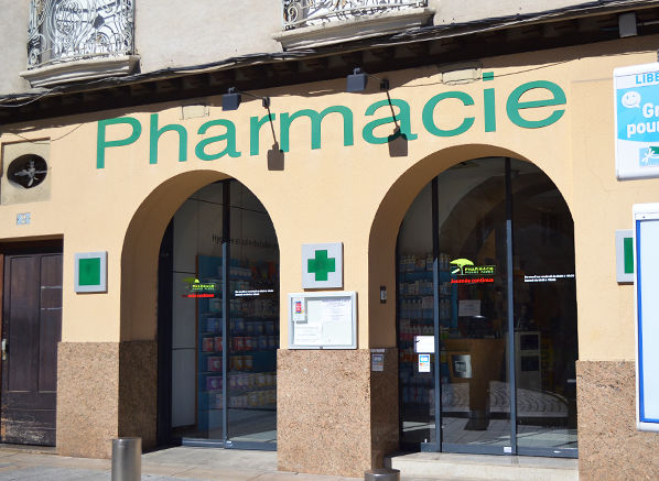 Pierre Fabre's First Pharmacy