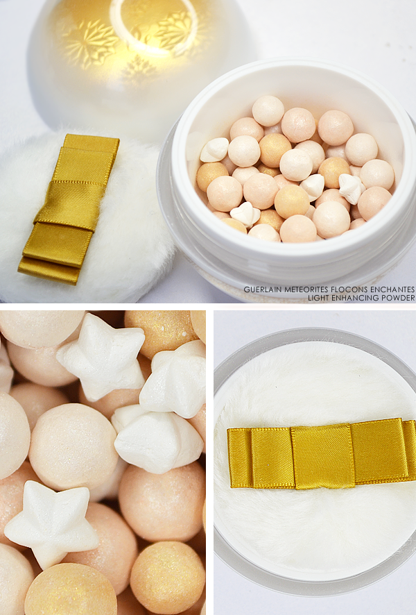 Guerlain Meteorites Flocons Enchantes Light Enhancing Powder