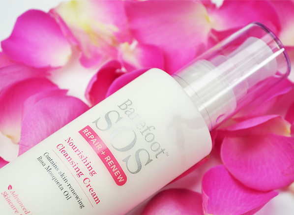 Barefoot SOS Nourishing Cleansing Cream
