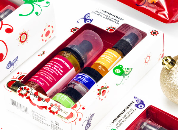 Ole Henriksen 3 Little Wonders Mini Gift Set