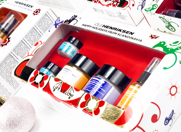 Ole Henriksen Lift and Glow Gift Set