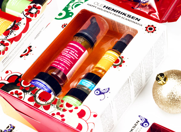Ole Henriksen Celebrate The Works Gift Set
