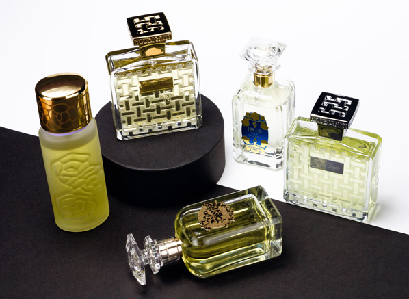 Exploring Parfums Houbigant