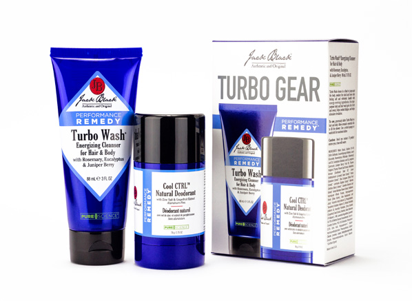 Jack Black Turbo Gear Gift Set