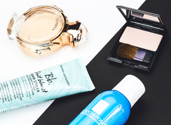 Our Clearance Picks - Serozinc, Don't Blow it , Shiseido Medusa Powder & Olympea