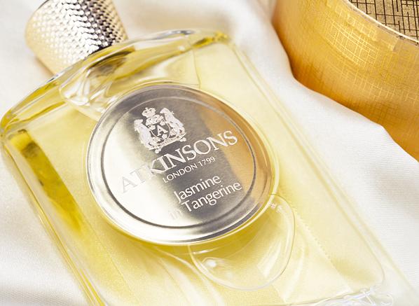 Atkinsons, Valentine's Day, Fragrance, Gift, Jasmine In Tangerine