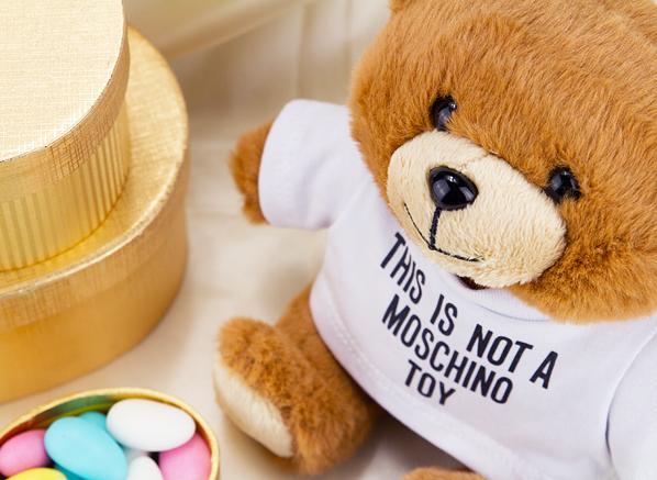 Valentines' Day, Gift, Moschino, Teddy, Fragrance, Toy