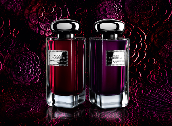 Terry de Gunzburg Rose Infernale Rouge Nocturne