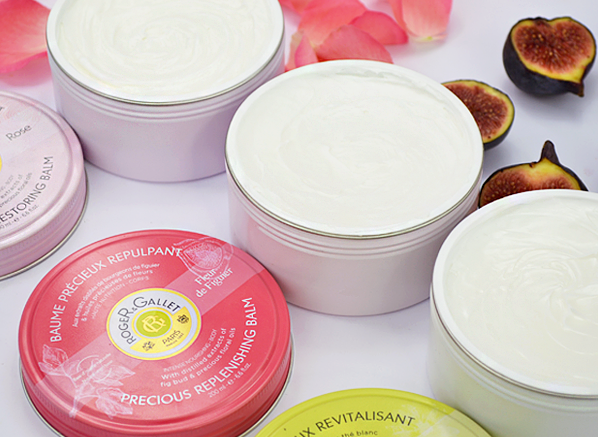 New Roger & Gallet Precious Balms