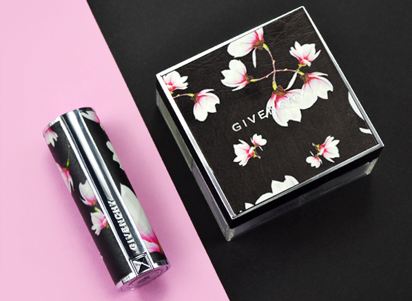 Givenchy Couture Edition Magnolia - Le Rouge and Prisme Libre