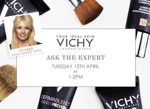 Vichy Dermablend 3D Ask The Expert