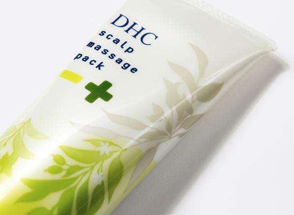DHC Scalp Massage Mask
