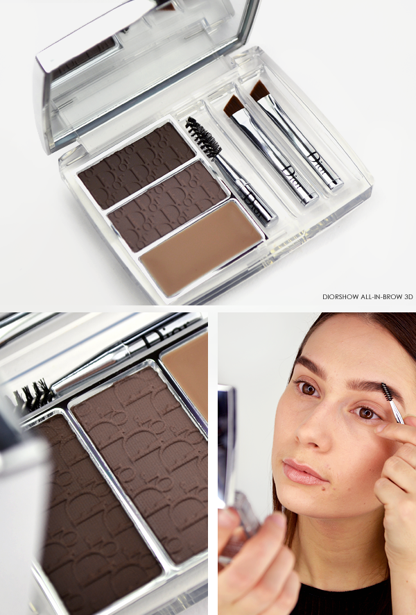 Diorshow All-In-Brow 3D Brow Contour Kit