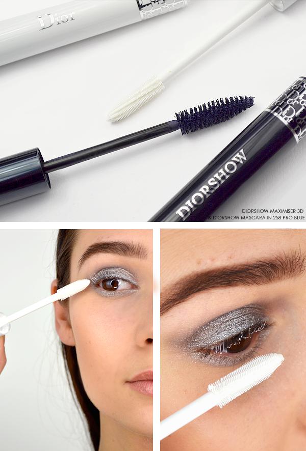 Diorshow Maximiser 3D Primer and Diorshow Mascara