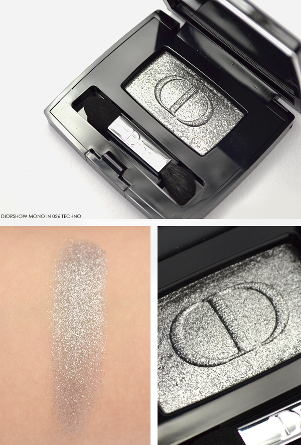 Diorshow Mono Professional Eye Shadow in 026 Techno