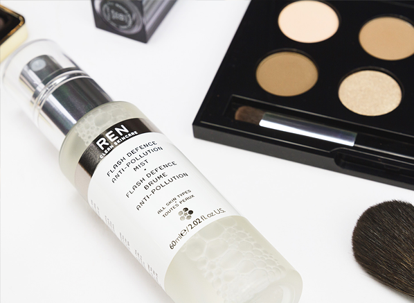 REN Flash Defence Anti-Pollution Mist - The Rise of Face Mists
