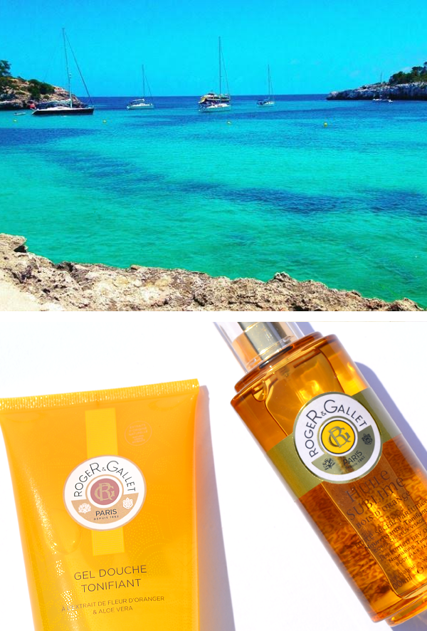 Roger & Gallet Bois d'Orange - Beach Holiday