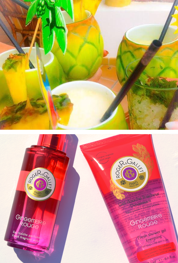 Roger & Gallet Gingembre Rouge - Girl's Holiday