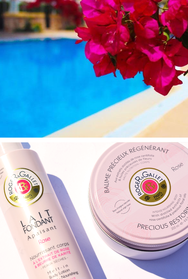 Roger & Gallet Rose - Romantic Holiday