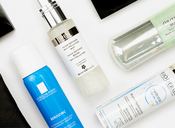 The Rise of Face Mists