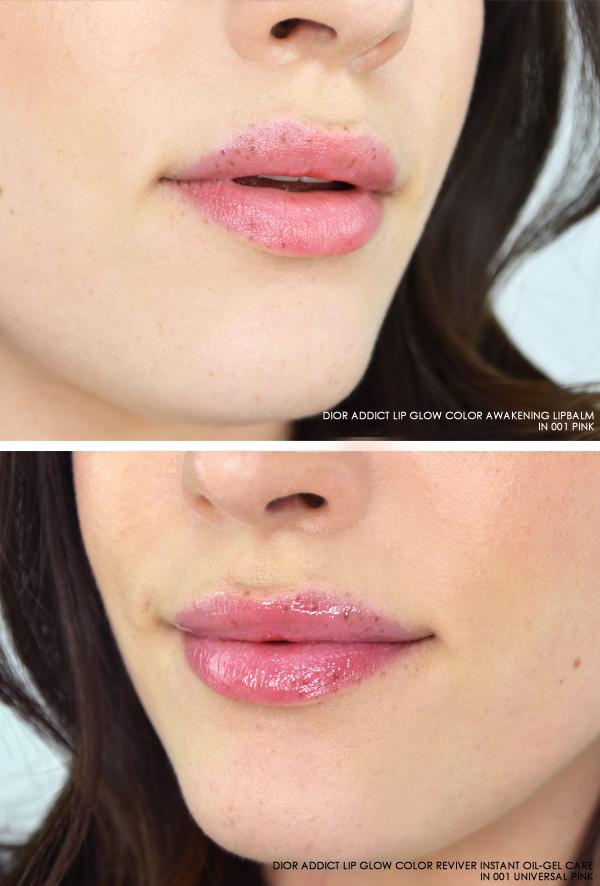 Dior Lip Glow Lipbalm and Dior Lip Glow Pomade