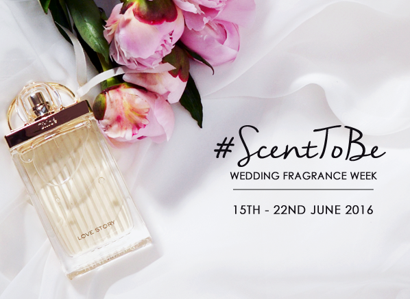 #ScentToBe Wedding Fragrance