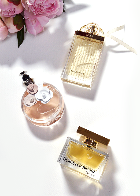 Womens Wedding Fragrance Edit - Main