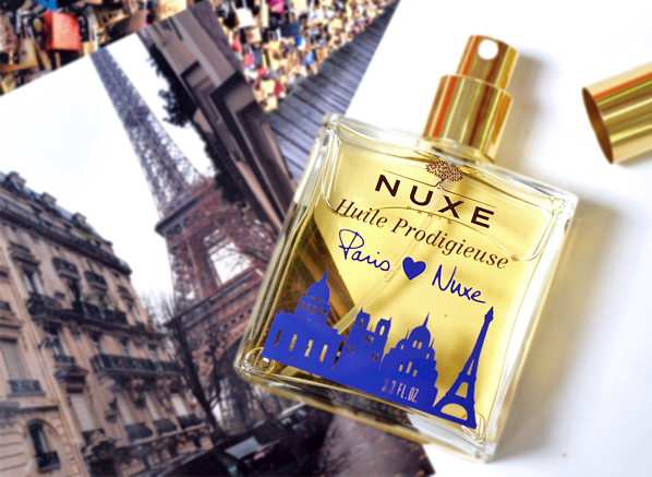 A Love Letter To Nuxe - Nuxe Huile Prodigieuse Paris Edition
