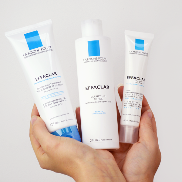 La Roche-Posay Changed My Skin - Escentual's Blog