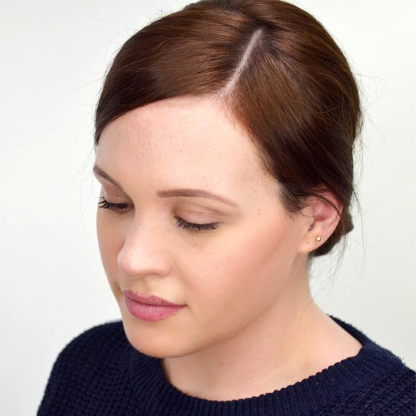 Deep Side Part - Emma - Autumn Beauty Trends